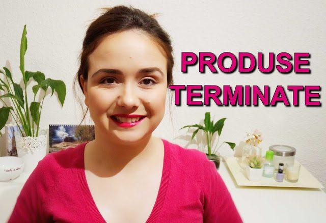 Produse terminate – video