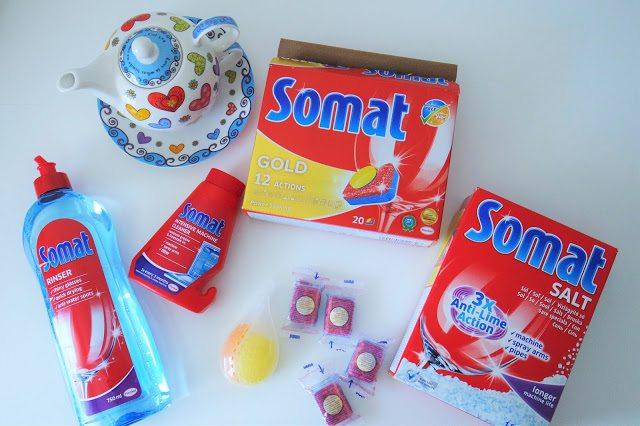 Ce produse ai nevoie pentru mașina de spălat vase