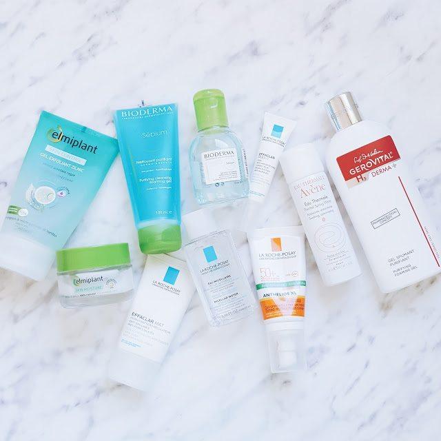 Cosmetice necesare în fiecare farmacie + recomandari