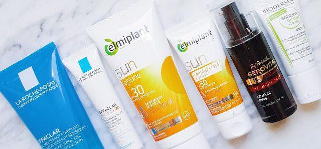 Cosmetice noi disponibile doar in farmacii