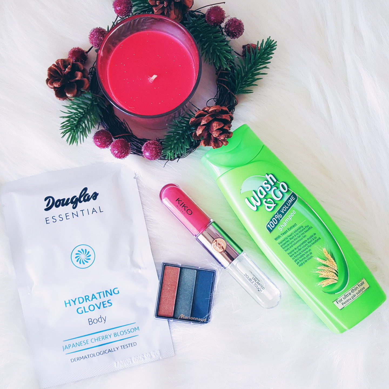 Beauty Vlogmas 3 – Tutorial machiaj, mănuși hidratante, șampon pentru volum și luciu Kiko