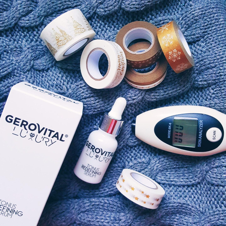 Produse noi: aparat măsurat hidratarea pielii, Gerovital Luxury, Viridis Cosmetics | Beauty Vlogmas 12