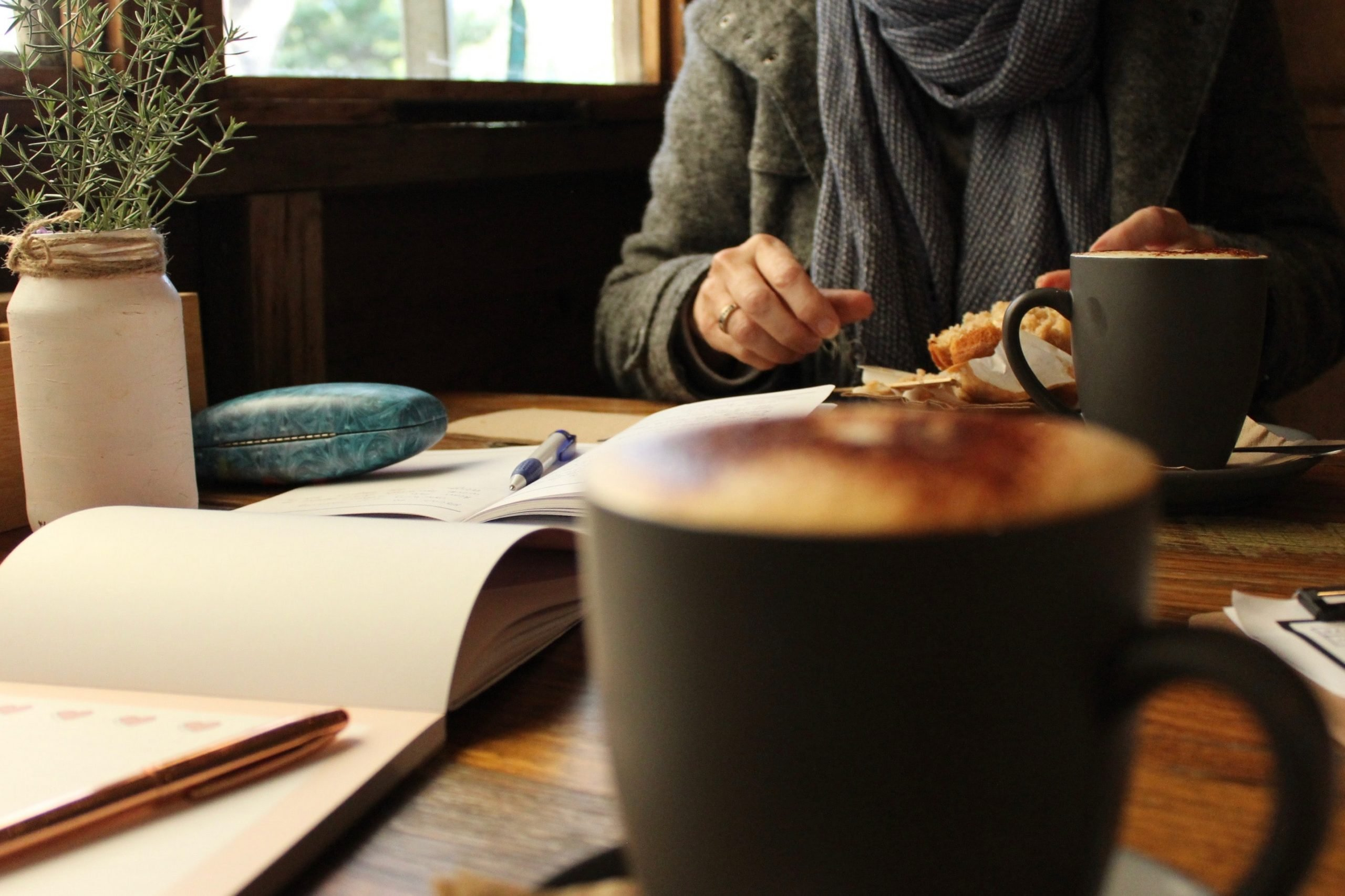 Eating Creatively Boosts Writing Creatively!