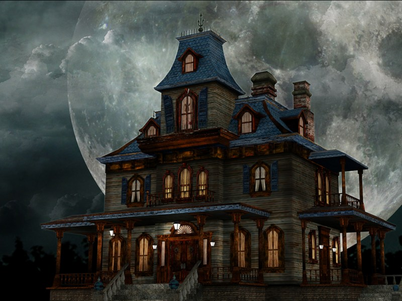 Is Your House Haunted? Of Course it is!