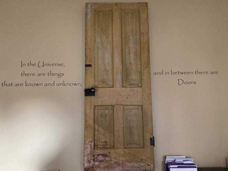 The Significance of Doors-What is behind?