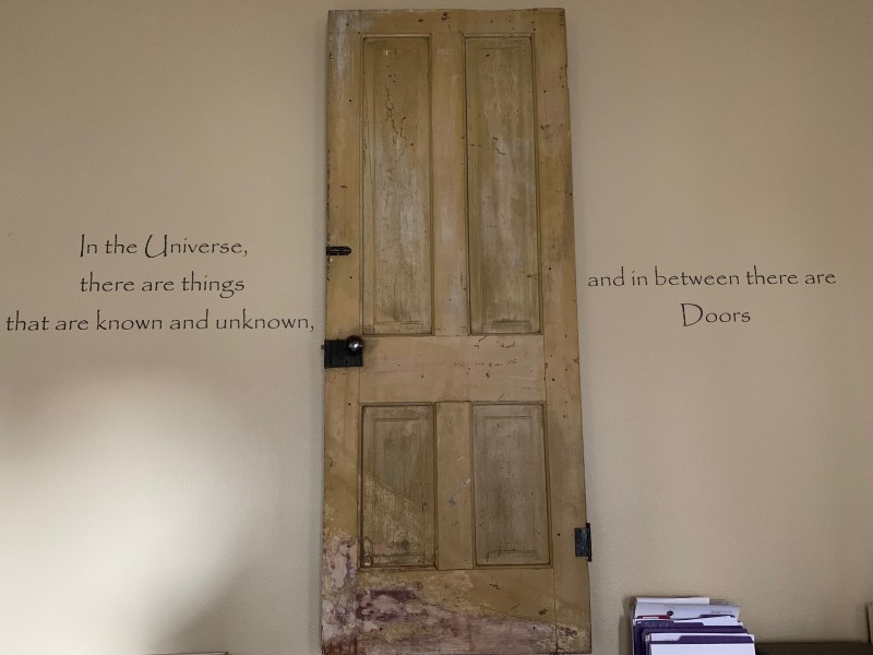 The Significance of Doors