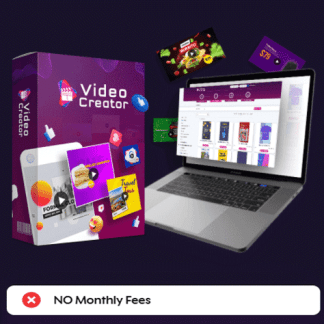 Your license to VideoCreator