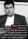 Charlie Sheen quote (2)
