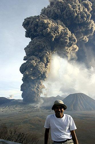 Bromo Volcano Tengger Caldera Indonesia Activity News Updates