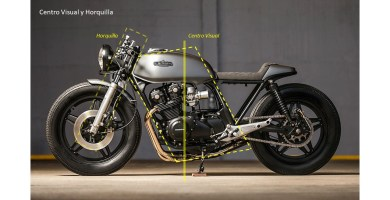 descripcion cafe racer
