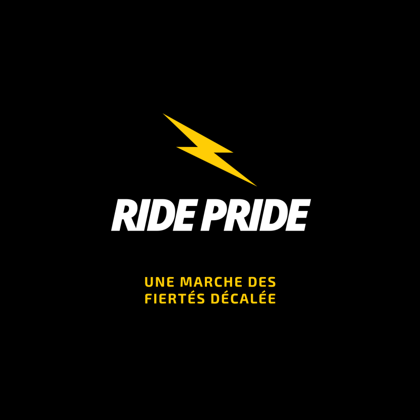 RIDE Pride Décalage 2020