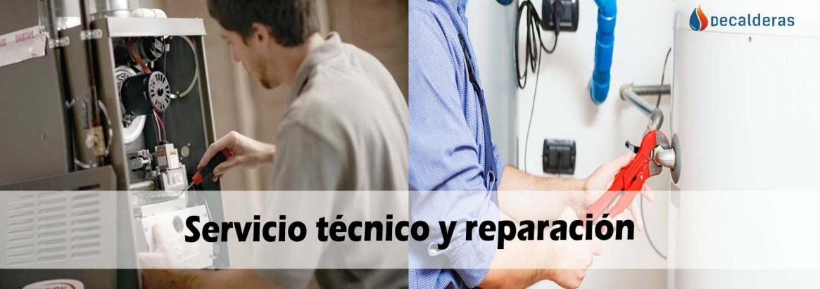 Servicio técnico y reparación