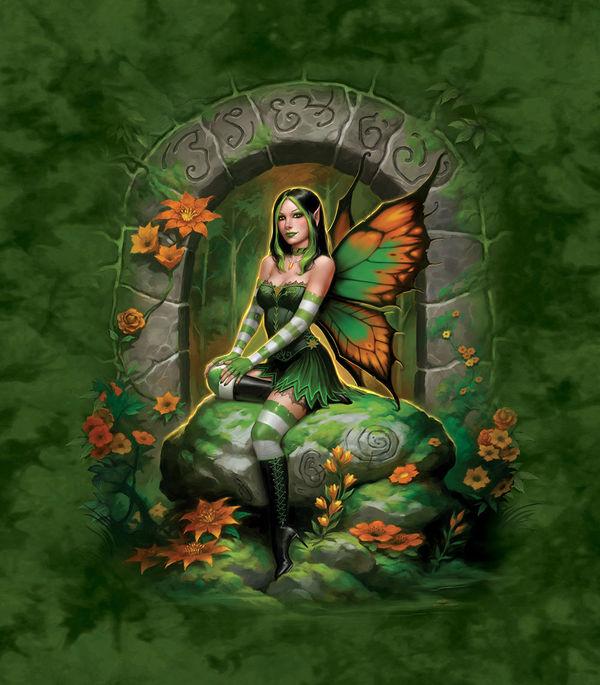 Jade Fairy By James Ryman DecalGirl