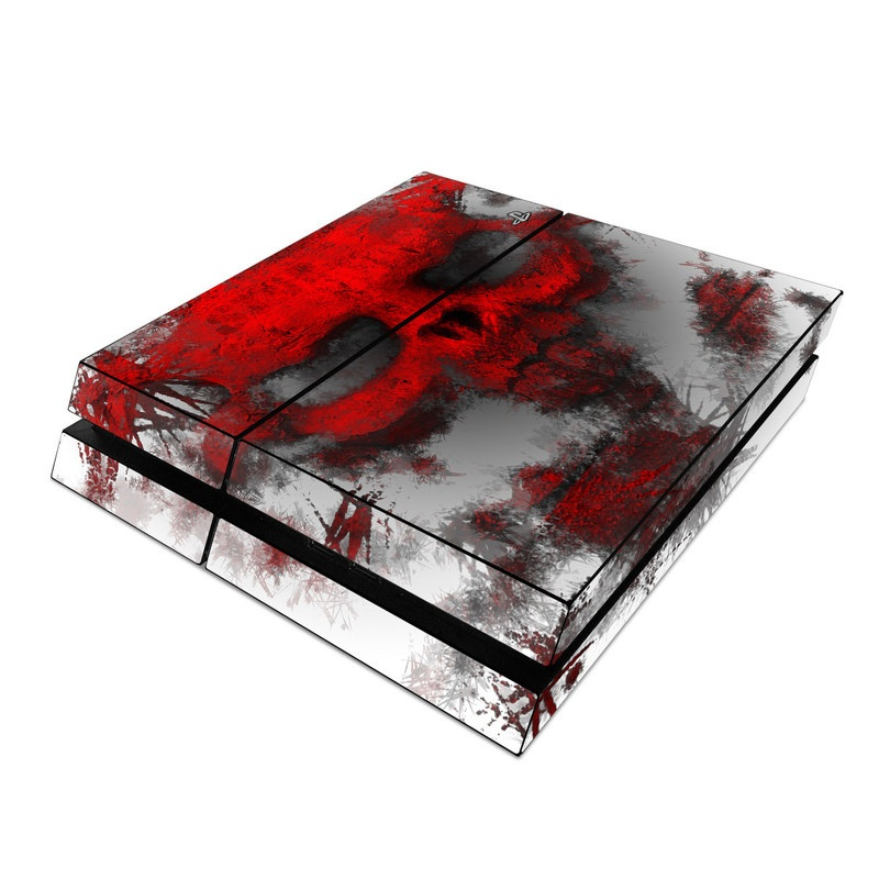 Sony PS4 Skin War Light By DecalGirl Collective DecalGirl