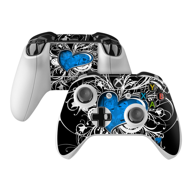 Microsoft Xbox One Controller Skin Your Heart By Gaming DecalGirl