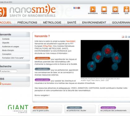 Nanosmil.org