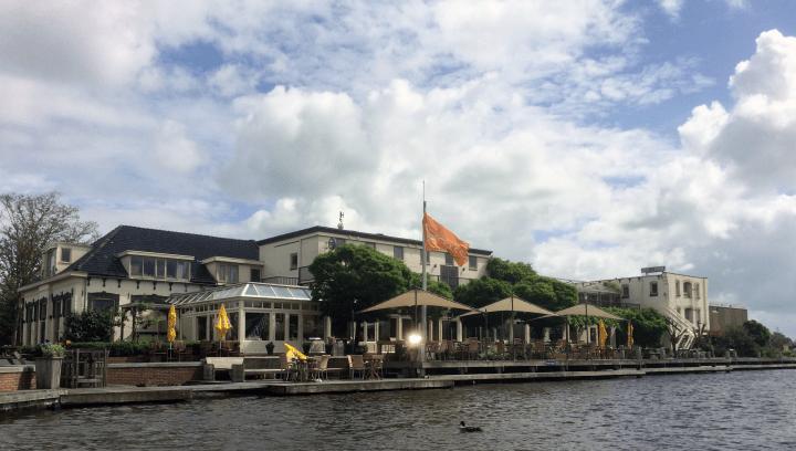 Hotel Tjongervallei in Echtenerbrug - De Canicula