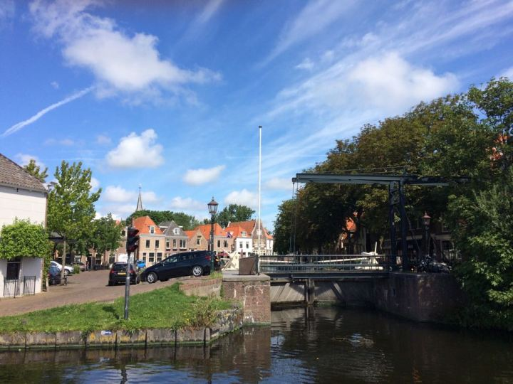 Kolksluis, Spaarndam - De Canicula