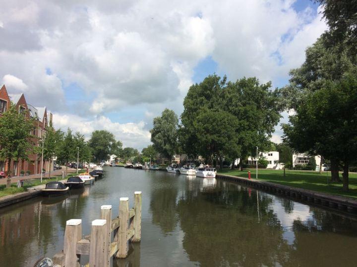 Varen met de Canicula - Rondje Amsterdam Edam Alkmaar Amsterdam