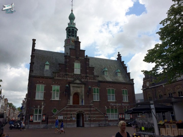 Stadhuis, museum Purmerend - De Canicula