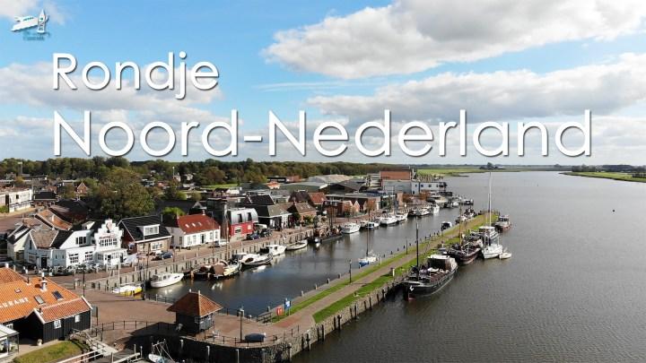 Varen met de Canicula - Nieuw bij Varen met de Canicula - Rondje Noord-Nederland