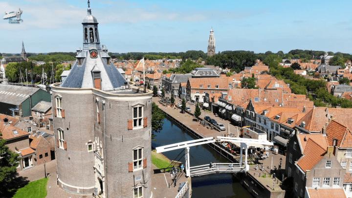 Varen met de Canicula - Over het IJsselmeer naar Enkhuizen