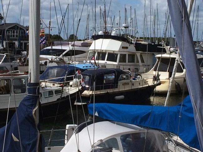 Jachthaven Muiden - De Canicula