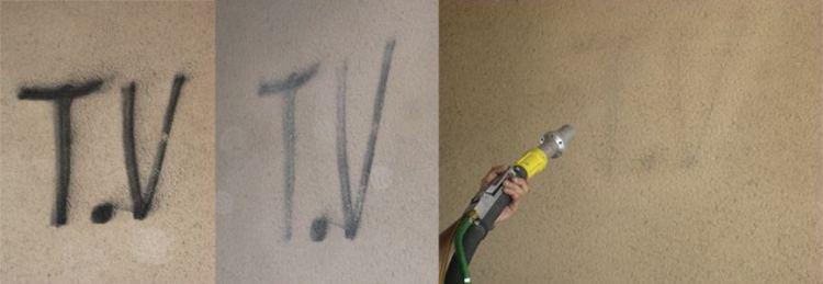 nettoyage graffitis et tags poitiers (86), niort (79), la rochelle(17), Tours (37)
