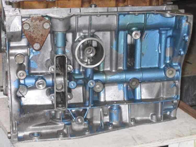 nettoyage et degraissage moteur