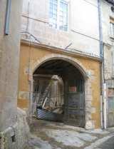nettoyage facade en pierre de taille calcaire poitiers