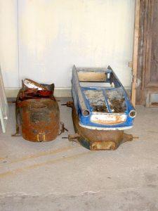 restauration automobile ancienne et vehicule de collection