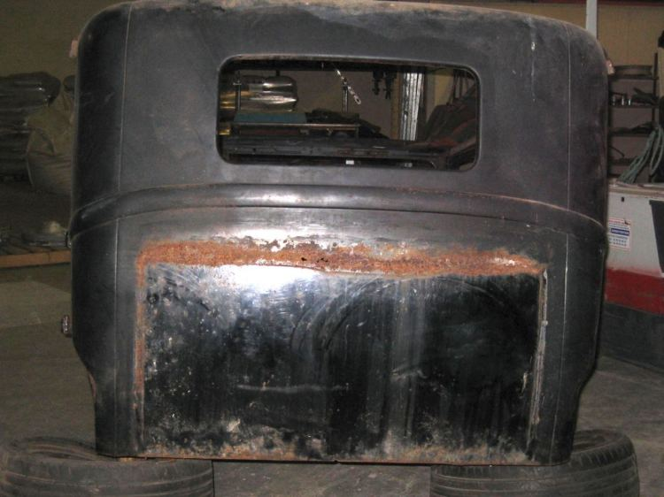 decapage basse pression de vehicules anciens