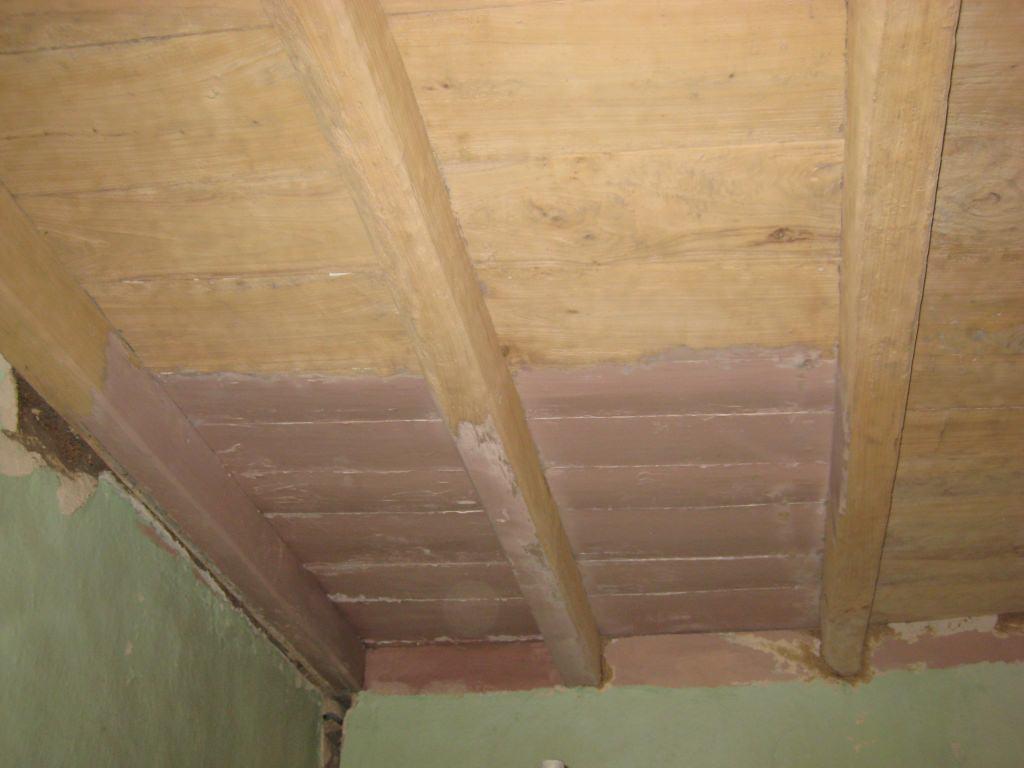 Renovation Poutre Apparente Cool Plafond Avec Poutre