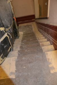 renovation escalier hotel carlton lyon