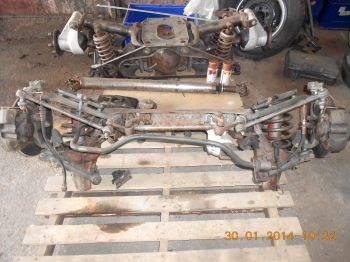 decapage degraissage essieux