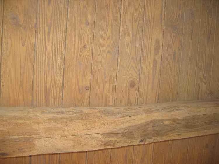 sablage Poutres ratelier aspect du bois