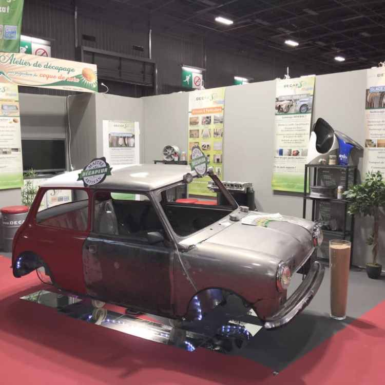 Stand-decapsoft retromobile 2019