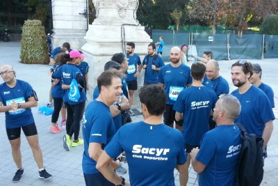 carrera popular - sacyr - organizacion eventos deportivos - decateam
