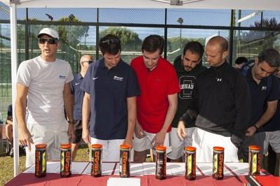 torneos de padel -  sacyr 15 - organizacion eventos deportivos - decateam