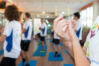 yoga - organizacion eventos deportivos - decateam