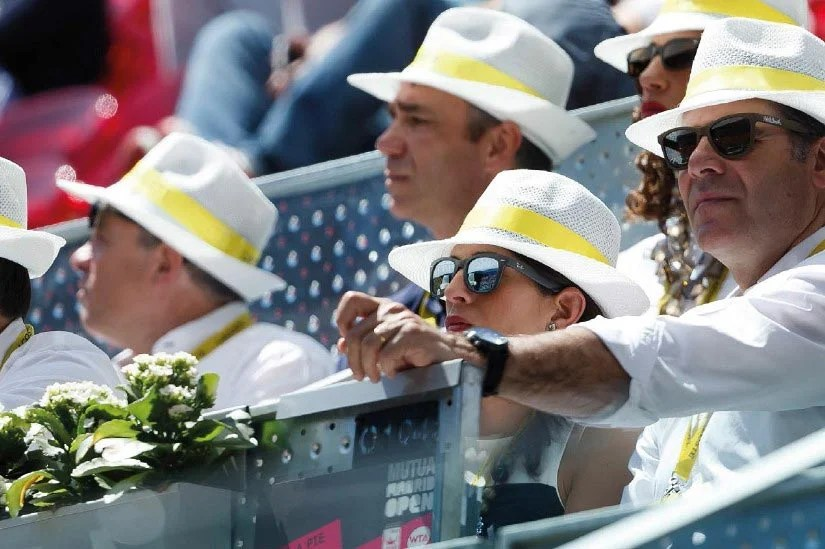 Palcos Vip Tenis - Mutua Madrid Open - decateam