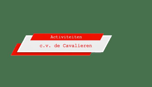 Activiteiten cv de cavalieren