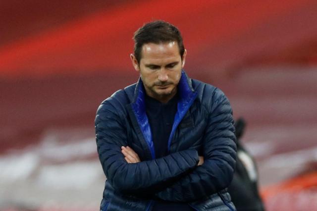 Frank Lampard says Liverpool staff broke touchline code | Deccan ...