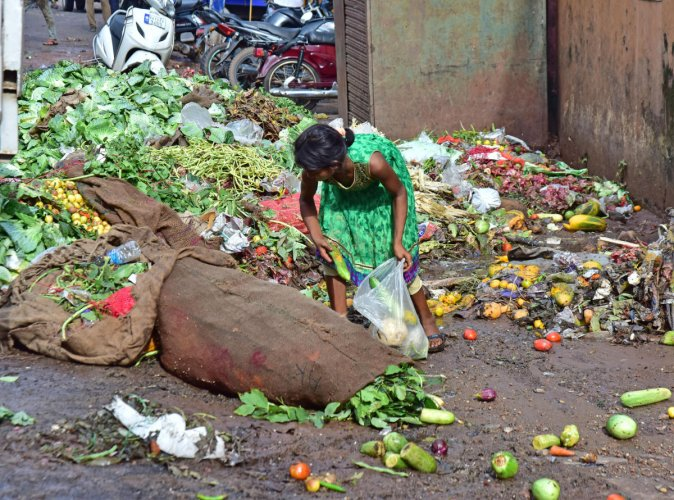 The wastage of food in India is beyond stupidity