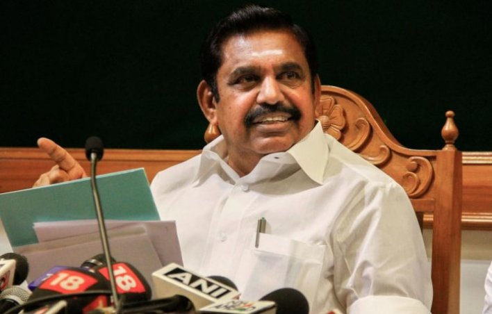 tamil nadu chief minister k palaniswami seeks rs 9,000 crore covid-19 grant from centre | deccan herald