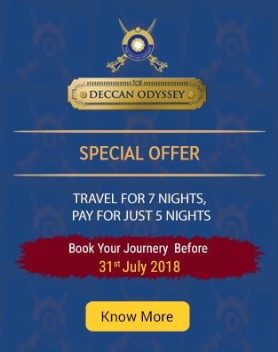 Offer Maharaja Express