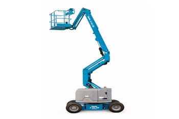 Articulating Boomlift