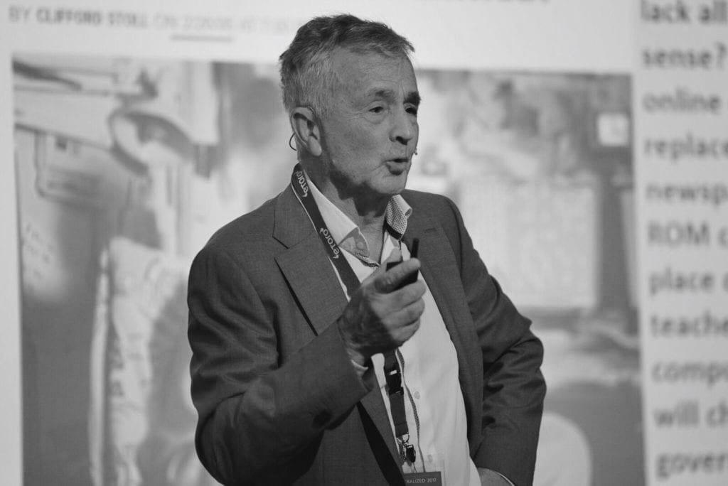 Prof. Spyros Makridakis