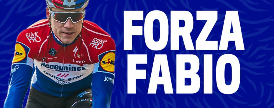 Fabio Jakobsen brought out of induced coma