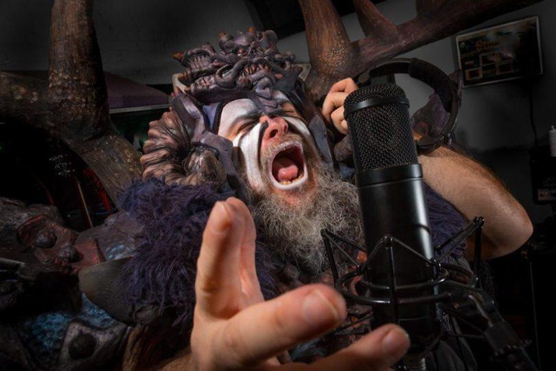 GWAR: Extended Interview with Mike Bishop, the Man Behind the Blothar |  Decibel Magazine